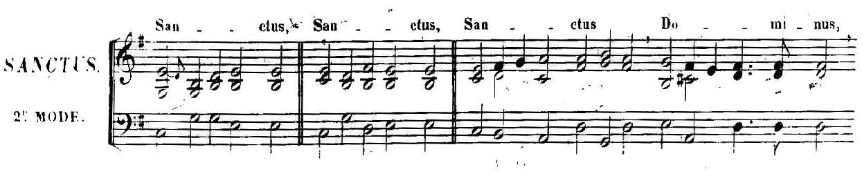 Basso e soprano